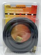 Mr Heater 15' Propane Appliance Extension Hose Assembly F271470 3/8 Male Female