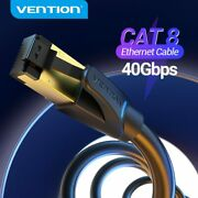Rj45 Cat8 Ethernet Cable Sstp 40gbps Cat 8 Network Lan Patch Cord 2000mhz 20 25m