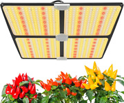 Led Grow Lights, 400w Lights 6x6ft Coverage, Full Spectrum Use Mean...