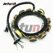 75hp 85hp 90hp For Yamaha Outboard Stator 688-85510-11-00 15amp 3cyl 1984-1996