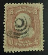 Momen Us Stamps 85 D Grill Used Lot 73043