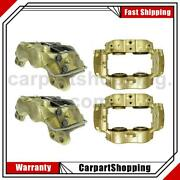 4 Centric Parts Disc Brake Caliper Front Rear For Blue Bird All American Fe