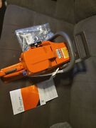 Husqvarna Chainsaw 395xp New Out Of The Box