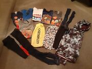 Lot Of 13, Boys, Kids Clothes, Size 10/12, 12/14, Preowned