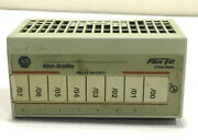 Allen Bradley 1794-ow8 Flex I/o Isolated Relay Contacts 8 Point Plc Output Modul