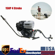 15hp 4stroke Haevy Duty Boat Engine Outboard Motor Inflatable Fishing Boat Motor