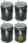 Trailer Air Spring Bag Replaces W01-358-9321, 1r12-256, As-0036 Set Of 4