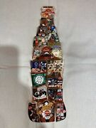 Tokyo 2020 Olympic Coca Cola Day 17 Pins All Complete Pin Badge Bottle Puzzle