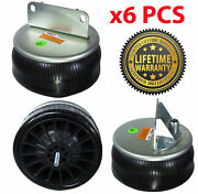 Pack Of 6 Air Spring Bag For Kenworth Trucks Replaces W01-358-9622 , 1r11-221
