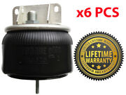 Pack Of 6 Air Spring Bag For Kenworth Trucks Replaces W01-358-9625 , 1r11-222