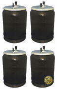Trailer Air Spring Bag Replace W01-358-9243 905-57-112 As-0061 1r12-480 Set Of 4