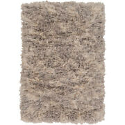 Solid Area Rugs 50 Polyester 50 Wool Machine Woven Plush Pile For Home Decor
