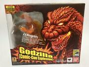 Godzilla Comic-con Explosion 2012 Sdcc Limited S.h. Monster Arts G3602