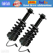 Fit Chevy Tahoe Suburban Magnetic 84176631 Pair Front Shock Absorber Strut Assys