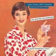 Anne Taintor 2022 Calendar, Paperback By Taintor, Anne, Brand New, Free Shipp...