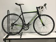 2012 Cannondale Synapse Womens 6 Road Bike 51cm Aluminum Shimano Tiagra 11 Speed