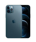 New Apple Iphone 12 Pro Max 512gb Pacific Blue Factory Unlocked Fast Shipping