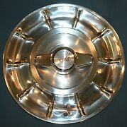 New 1956 1957 1958 Corvette Wheel Covers Hubcaps W/ Spinners Set Of 4 56 57 58