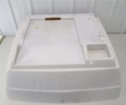 1990and039s Bayliner Capri Insulated Engine Hood Cover Motor Cap 35 X 29.5 X 12