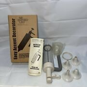 The Pampered Chef Easy Accent Decorator Set 1775 In Original Box