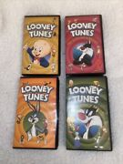 Looney Tunes The Collectorandrsquos Edition Vhs Lot Of 4 Bugs Bunny Sylvester Porky
