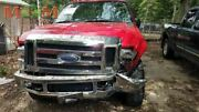 Driver Front Door Electric Window Fits 08-12 Ford F250sd Pickup 1958585