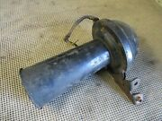 Vintage Antique 1930and039s 1940and039s 6 Volt Sparton C-8 Horn And Bracket
