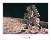 Alan Bean Fast Times On The Ocean Of Storms Apollo 12 Pete Conrad Artist Proof