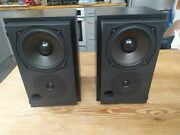 Enceintes Mission 760i 2 Voies Made In England Vintage Speakers Bibliothandegraveque