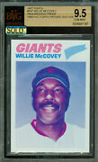 1977 Topps Loa 547 Willie Mccovey Proof Bgs 9.5 Mac Solo Finest Grade 187
