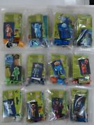 Playmobil Scooby-doo Ghosts Set Of 12 Series 1 Mystery Figures Opened To Id 2019