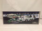 2013 Hess Truck And Tractor