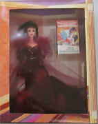 Mattel Barbie Hollywood Collection Gone With The Wind Dress Red 0074299128158