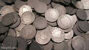 588 Full Date Liberty V Nickel Us Coin Lot Set Mixed Date Rolls 1900-1912 Sku1