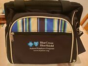 Blue Cross Blue Shield Fep Ice Chest And Picnic Set For 2