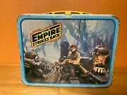 Star Wars The Empire Strikes Back Lunchbox With Thermo Thermos Co