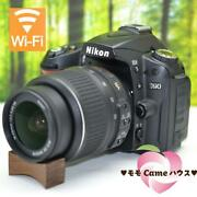 Nikon D90 Slr Transfer To Smartphone With Wifisd 1973