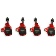 Msd Ignition 82494 Direct Replacement Ignition Coil Set For Honda Civic 2.0l N/a