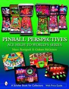 Pinball Perspectives Ace High To Worlds Series By Marco Rossignoli Used