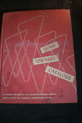 Ca 1950s Home Owners Catalogs Ppgwestinghousegedrexelcrosleymore