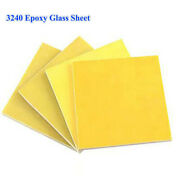 3240 Epoxy Glass Sheet Plate Glassfibre Insulation Panel Board 1mm-8mm Thickness