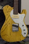 History Telecaster Type Rhodes Neck Component Tl Type Ph-rt1 W/case From Japan