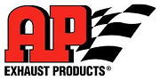 Ap Exhaust 9972 3 Style Heavy Duty 3/8 U-bolt Exhaust Clamp W/flange Nuts - M