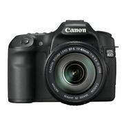 Canon Eos 40d Ef-s 17-85mm Is Lens