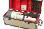 【mint++ W/trunk】minolta Af Apo 600mm F/4 32 High Speed For Sony Andalpha From Japan