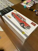Cmc Mercedes Benz Red Baron Diecast 1/18 Mini Car Mint Vintage Free Shipping