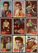 1959 A And Bc Elvis Presley Series Complete Set 5 - Ex