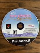 Barbie Horse Adventures Wild Horse Rescue Playstation 2 Ps2 Disc Only