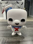 Funko Pop Stay Puft Marshmallow Ghostbusters 2014 Used Loose Vtg Sdcc