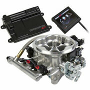 Holley 550-409 Terminator Efi Ls Throttle Body Injection System Gm Ls1/ls6